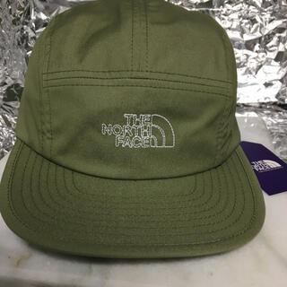 THE NORTH FACE - 新品the north face purple 65/35 field cap