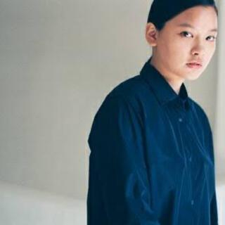 ヤエカ(YAECA)のyaeca park スナップボタンシャツ(シャツ/ブラウス(長袖/七分))