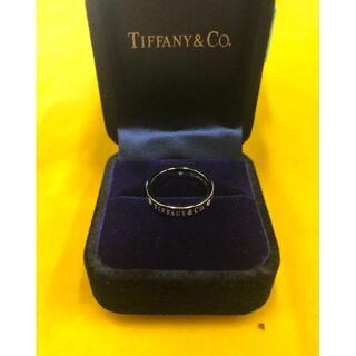 ティファニー(Tiffany & Co.)の超美品 Tiffany & Co 指輪(リング(指輪))