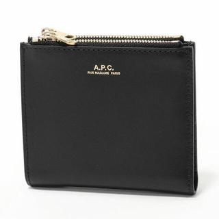 アーペーセー(A.P.C)のAPC 二つ折りミニ財布(財布)