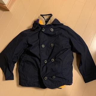 エフオーキッズ(F.O.KIDS)の美品!F.O.KIDS 2wayコート 120サイズ(ジャケット/上着)