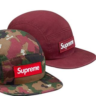 Supreme - Military Camp Cap