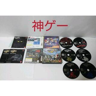 プレイステーション(PlayStation)の≪レア神ゲーPS≫SDガンダム GGENERATION-F +オマケ(家庭用ゲームソフト)