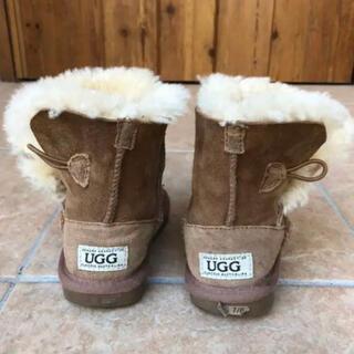 アグ(UGG)のUGG ムートンブーツ EU27  7/8   17-17.5cm(ブーツ)