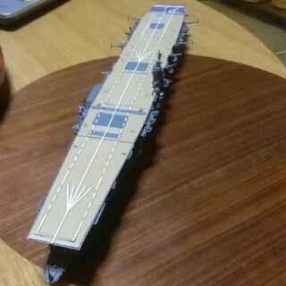 フジミ模型 1/700艦NEXT 航空母艦 赤城 ジャンク品(模型/プラモデル)