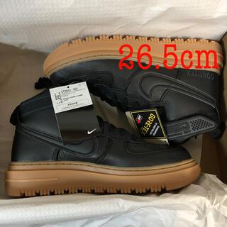 ナイキ(NIKE)のNike Air Force 1 Gore-Tex Boot Black Gum(ブーツ)