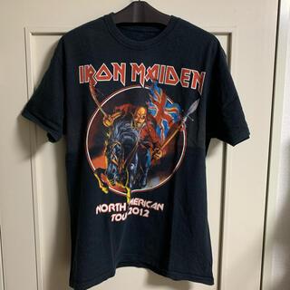 Iron Maiden Tシャツ L バンドT ツアーTシャツ ヴィンテージ
