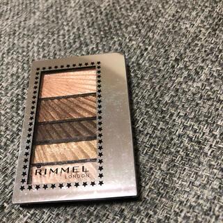 リンメル(RIMMEL)のリンメル ダブルスターアイズ 001(アイシャドウ)