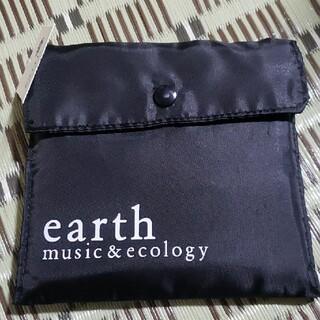 アースミュージックアンドエコロジー(earth music & ecology)のearth music&ecology エコバッグ(エコバッグ)