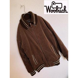WOOLRICH - 90s【WOOLRICH】ウールリッチ 中綿 ブルゾン ジャケット ビンテージ