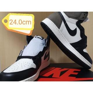NIKE - Nike Jordan 1 Retro High Dark Mocha GS