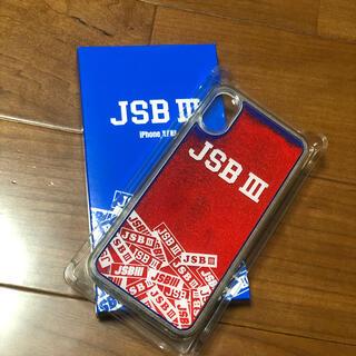 サンダイメジェイソウルブラザーズ(三代目 J Soul Brothers)のJSB Ⅲ iPhoneケース(iPhoneケース)