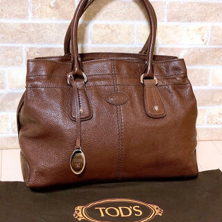 TOD'S - 《超美品》TOD'S(トッズ)トートバッグ