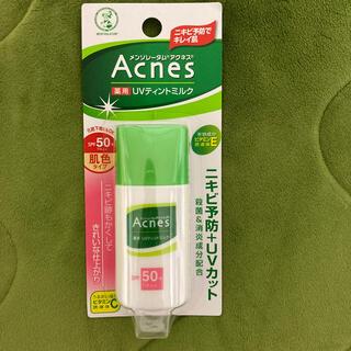 ロートセイヤク(ロート製薬)のロート製薬 アクネス 薬用UVティントミルク 30g (化粧下地)
