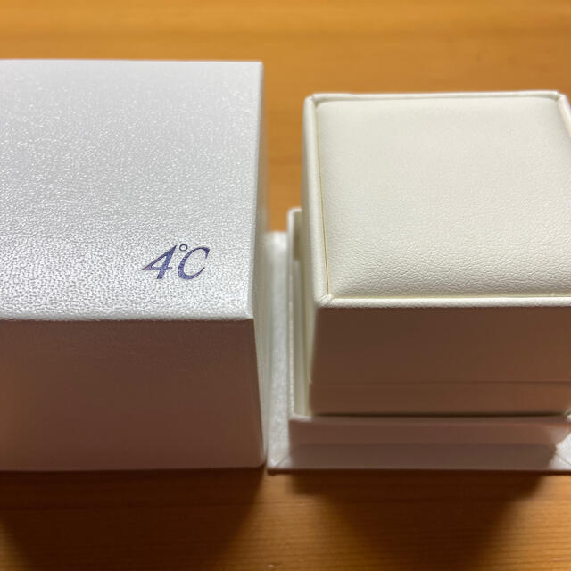 4℃(ヨンドシー)の4℃ ピアス レディースのアクセサリー(ピアス)の商品写真