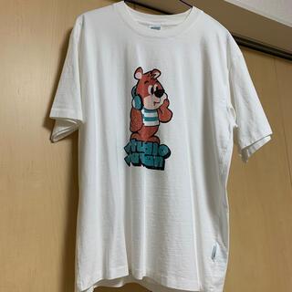 ジーユー(GU)の【値下げ】完売 GU ジーユー スタジオセブン Tシャツ くまお(Tシャツ/カットソー(半袖/袖なし))