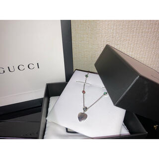 グッチ(Gucci)のGUCCI ネックレス【1/3まで限定価格】(ネックレス)