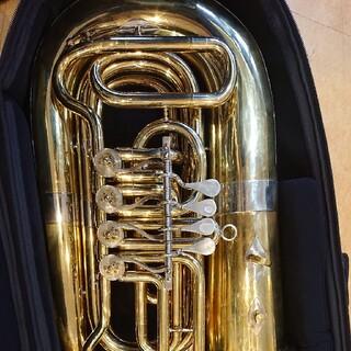 MIRAPHONE B♭ 4ロータリー TUBA(チューバ)
