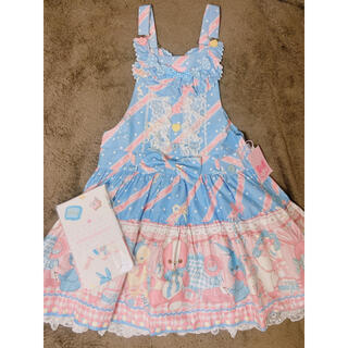 Angelic Pretty - Angelic pretty melody toys サロペット