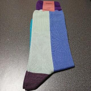 クツシタヤ(靴下屋)のTabio 靴下 メンズ 25〜27cm(ソックス)
