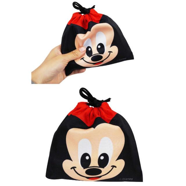Disney(ディズニー)の送料無料 ディズニーオールスター巾着袋 25枚セット エンタメ/ホビーのおもちゃ/ぬいぐるみ(キャラクターグッズ)の商品写真