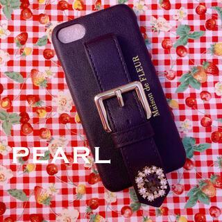 メゾンドフルール(Maison de FLEUR)の新品未使用 Maison de Fleur iPhone7 8 ケース(iPhoneケース)