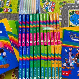 Disney - 最新版ディズニー英語システム ストレートプレイ.シングアロング ブルーレイDWE