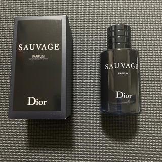 Christian Dior - DIOR 香水 ソヴァージュ パルファン 60ml