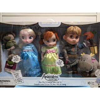 Disney - 希少*Disney Animator's COLLECTION アナ雪ドール