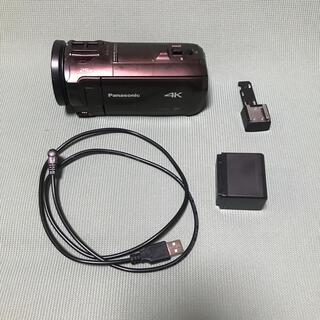 Panasonic - Panasonic HC-VX980M 4K 大容量バッテリー付き