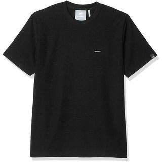 マムート(Mammut)のMAMMUT マムート 半袖Tシャツ マムートロゴTシャツ黒 メンズM新品(Tシャツ/カットソー(半袖/袖なし))