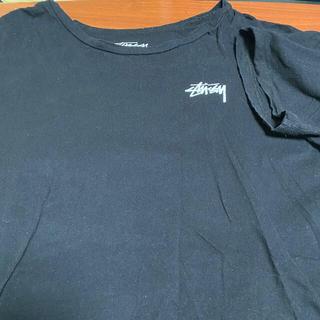 ステューシー(STUSSY)の【stussy】バックプリントTシャツ(Tシャツ(半袖/袖なし))