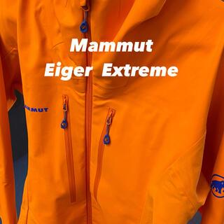マムート(Mammut)のマムート Eisfeld Guide SO Hooded Jacket MEN(登山用品)