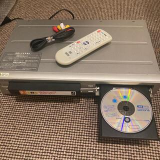 DXアンテナ DVR-120V VHS→DVDレコーダー ボタン一つでダビング可