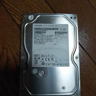 ヒタチ(日立)の3.5インチHDD 500GB(PCパーツ)