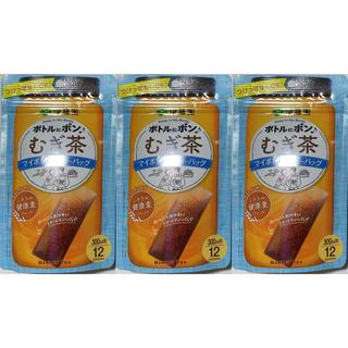 伊藤園 - ボトルにポン むぎ茶 マイボトル用ティーバッグ 2パック