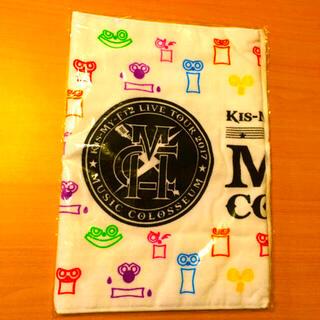 キスマイフットツー(Kis-My-Ft2)のKis-My-Ft2 タオル(アイドルグッズ)