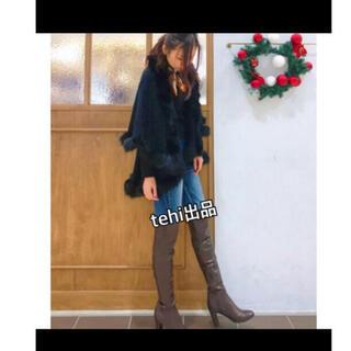 ランダ(RANDA)のRANDA2wayブーツ♥昨年購入 サイズs(ブーツ)