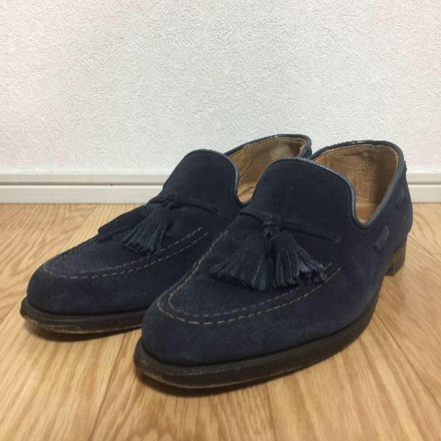 Crockett&Jones(クロケットアンドジョーンズ)のクロケット&ジョーンズ×バーニーズNY NASH 6E ローファー メンズの靴/シューズ(スリッポン/モカシン)の商品写真