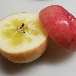 冷蔵、新鮮⭐ 蜜入りサンふじ  家庭用3kg(フルーツ)
