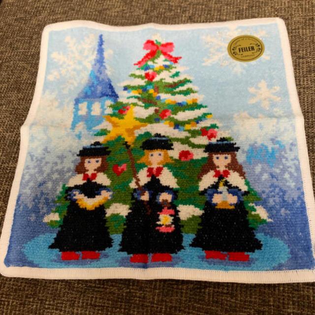 FEILER(フェイラー)のフェイラー 聖歌隊 クリスマスマーケット レディースのファッション小物(ハンカチ)の商品写真