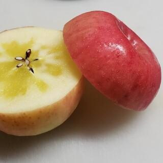 冷蔵、新鮮⭐蜜入りサンふじ  家庭用5kg(フルーツ)