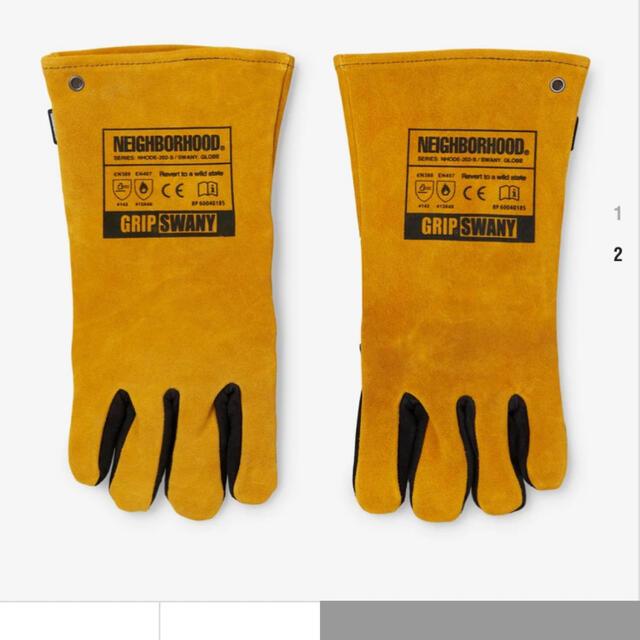 NEIGHBORHOOD(ネイバーフッド)のネイバーフッド グローブ メンズのファッション小物(手袋)の商品写真