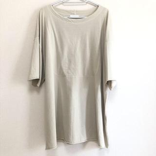 Phlannel Tシャツ 半袖 オーバーサイズ リラックス カットソー