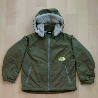 THE NORTH FACE - THE NORTH FACEノマドジャケット110㎝