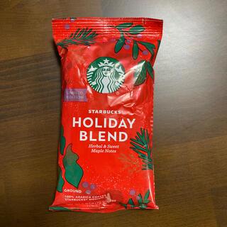 Starbucks Coffee - 期間限定商品!スタバ ホリデーブレンド コーヒー豆 コストコ