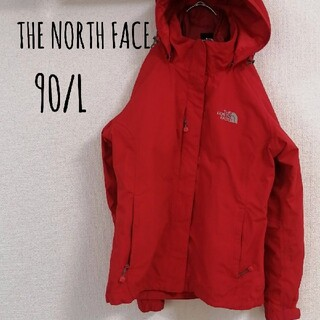 THE NORTH FACE - THE NORTH FACE RED マウンテンパーカー ダウンジャケット 古着
