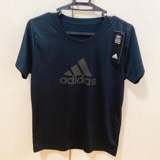 adidas - 新品 adidas アディダス ビックロゴ クルーネックTシャツ レディース