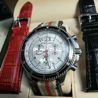 バーバリー(BURBERRY)のBURBERRY時計 BU7600です。(腕時計(アナログ))