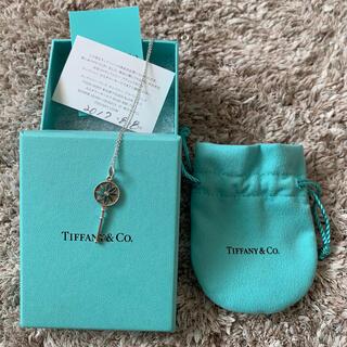 ティファニー(Tiffany & Co.)のティファニー Tiffany デイジー キー ネックレス(ネックレス)